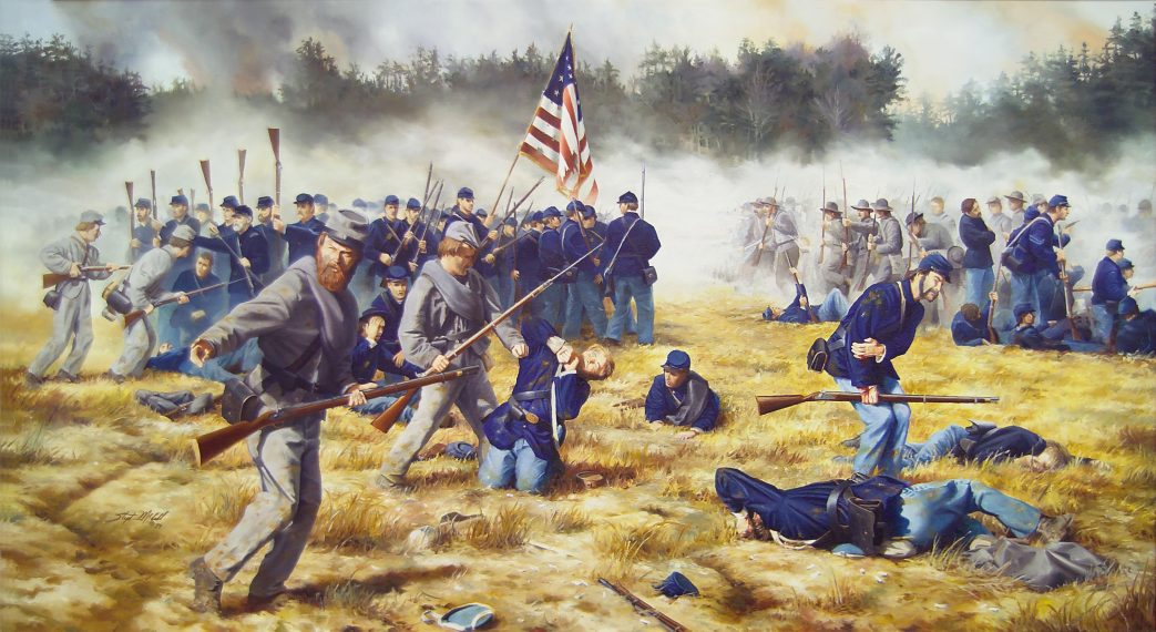 the american civil war was a war of epic proportion The american civil war was a conflict between the northern states (union), and the southern states (confederacy) between 1861 and 1865 the driving force behind the civil war was the contentious issue of slave ownership, which led the southern slave states to secede.